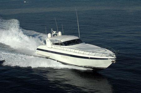 Overmarine Mangusta 80 2000 All Boats