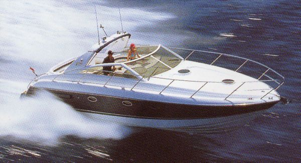 Princess MK 2 V42 2000 Princess Boats for Sale
