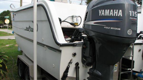 Pro Sports PRO KAT 2200 CC 2000 All Boats
