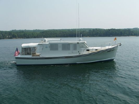 Provincial Lobster Boat 2000 Lobster Boats for Sale