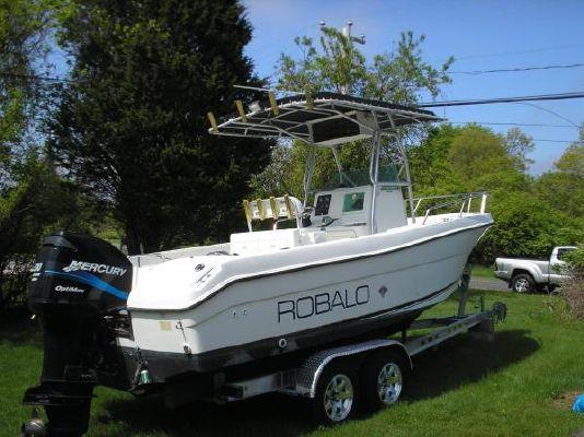 Robalo 23 CC 2000 Robalo Boats for Sale