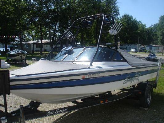 Sanger DLX Sang Air 2000 All Boats