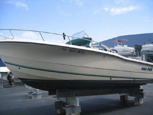Sea Pro Center Console 235 2000 All Boats
