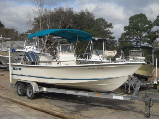 Sea Pro SV2300 Center Console 2000 All Boats