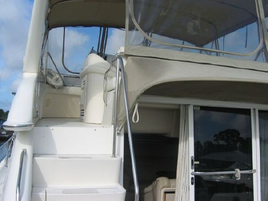 2000 sea ray 450 express bridge  4 2000 Sea Ray 450 Express Bridge