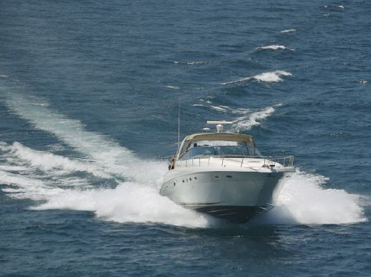 Boats for Sale & Yachts Sea Ray 460 Sundancer New Canvas With Polycarbonate Windows 2000 Sea Ray Boats for Sale