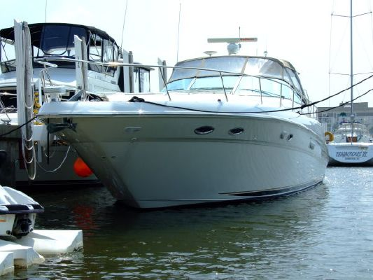 2000 sea ray 460 sundancer new canvas with polycarbonate windows  4 2000 Sea Ray 460 Sundancer New Canvas With Polycarbonate Windows