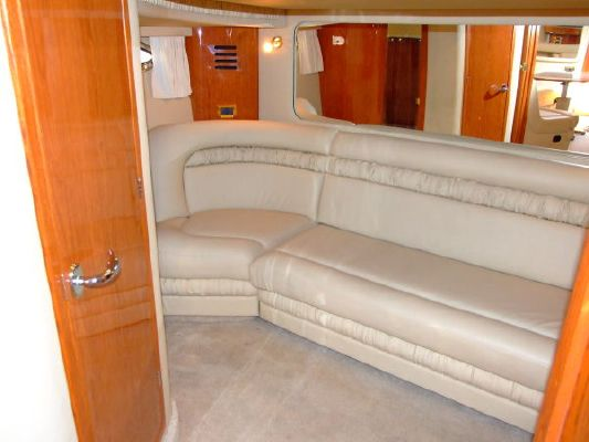 2000 sea ray 460 sundancer new canvas with polycarbonate windows  52 2000 Sea Ray 460 Sundancer New Canvas With Polycarbonate Windows