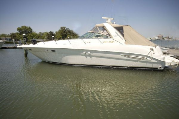 2000 sea ray 460 sundancer reduced  1 2000 Sea Ray 460 Sundancer (Reduced)