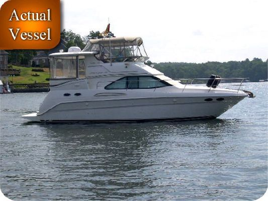 Sea Ray Aft Cabin Sports Yacht 2000 Aft Cabin Sea Ray Boats for Sale