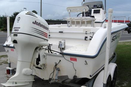 Boats for Sale & Yachts Seafox 210 Center Console 2000 All Boats