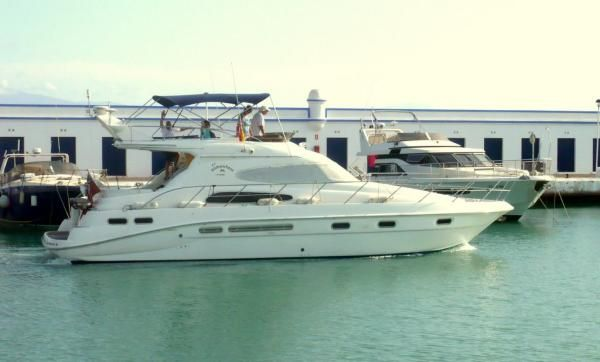 2000 sealine t46 motor yacht  17 2000 Sealine T46 Motor Yacht