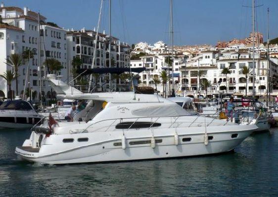 2000 sealine t46 motor yacht  18 2000 Sealine T46 Motor Yacht