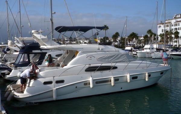 2000 sealine t46 motor yacht  19 2000 Sealine T46 Motor Yacht