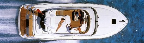 2000 sealine t46 motor yacht  2 2000 Sealine T46 Motor Yacht