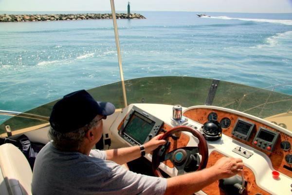 2000 sealine t46 motor yacht  24 2000 Sealine T46 Motor Yacht