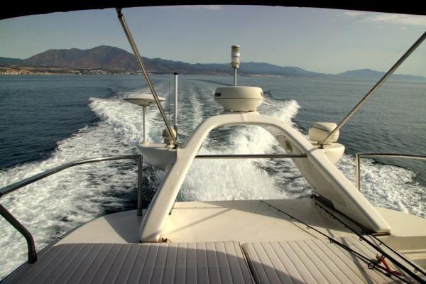 2000 sealine t46 motor yacht  25 2000 Sealine T46 Motor Yacht