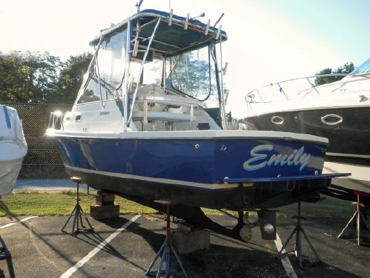 Shamrock 260 Express with trailer 2000 Motor Boats