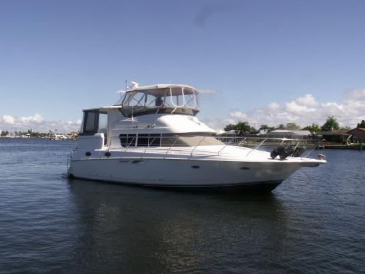 2000 Silverton 422 Motor Yacht Boats Yachts For Sale