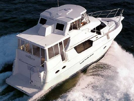2000 silverton 453 motor yacht boats yachts for sale