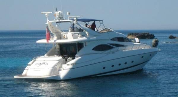 Sunseeker Manhattan 84 2000 Sunseeker Yachts