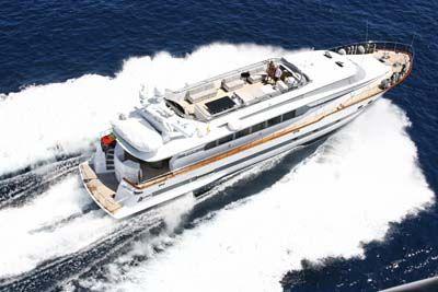 Technomarine SPIRIT OF ASHANTI 2000 All Boats
