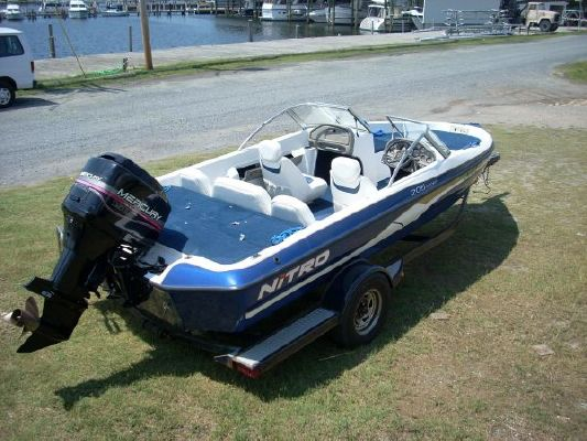 Boats for Sale & Yachts Tracker Nitro 205 Sport 2000 Nitro Boats for Sale