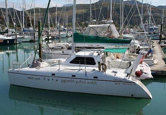 2000 wildcat 35 catamaran  1 2000 Wildcat 35 Catamaran