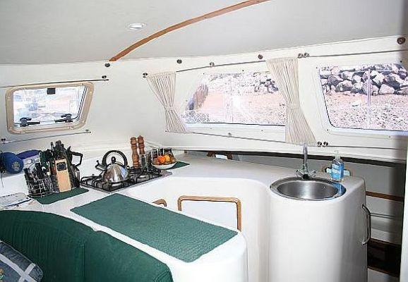 2000 wildcat 35 catamaran  12 2000 Wildcat 35 Catamaran