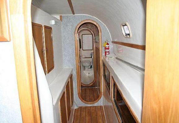 2000 wildcat 35 catamaran  17 2000 Wildcat 35 Catamaran