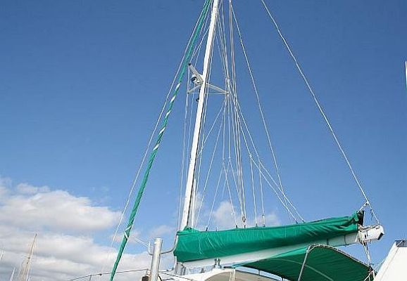 2000 wildcat 35 catamaran  6 2000 Wildcat 35 Catamaran