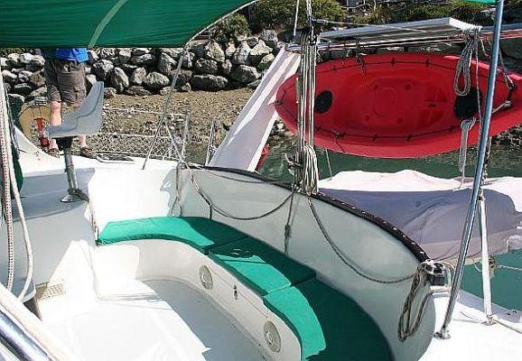 2000 wildcat 35 catamaran  8 2000 Wildcat 35 Catamaran