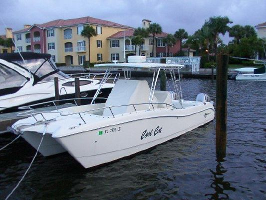 World Cat 266SF 2000 World Cat Boats for Sale