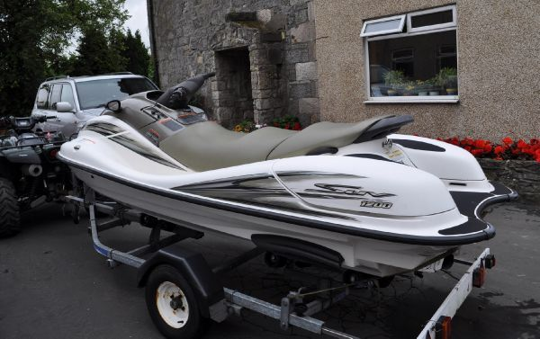 Yamaha Waverunner  Seater For Sale