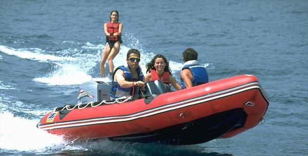 Zodiac Mark 3 2000 Motor Boats