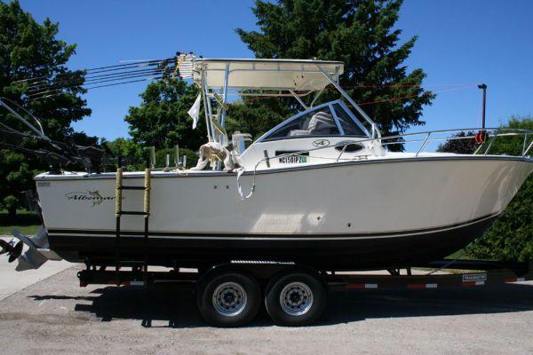 Albemarle 265 w/ Trailer (JSS) 2001 Albemarle Boats for Sale
