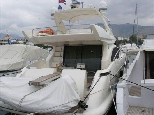 Azimut 55 2001 2001 Azimut Yachts for Sale
