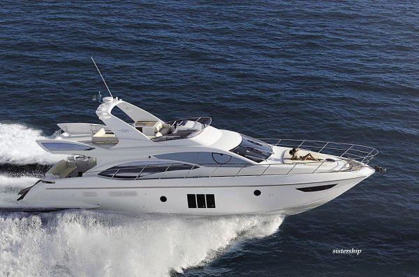 Azimut Az 58 2001 Azimut Yachts for Sale