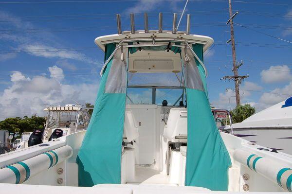 Baha 240 Walkaround 2001 All Boats Walkarounds Boats for Sale
