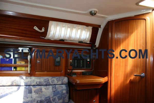 2001 bavaria 31 private  8 2001 Bavaria 31 / PRIVATE