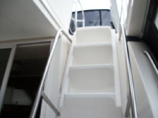 2001 bayliner 5788 pilot house motoryacht  11 2001 Bayliner 5788 Pilot House Motoryacht