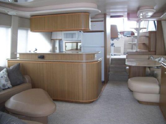 2001 bayliner 5788 pilot house motoryacht  13 2001 Bayliner 5788 Pilot House Motoryacht