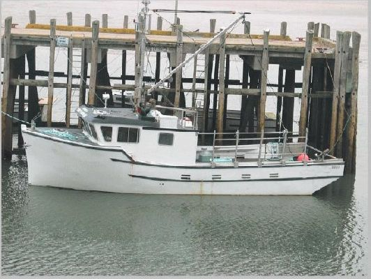 Belliveau Lobster 2001 Lobster Boats for Sale
