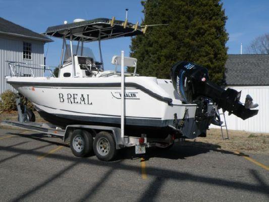 Boston Whaler 23 Outrage 2001 Boston Whaler Boats