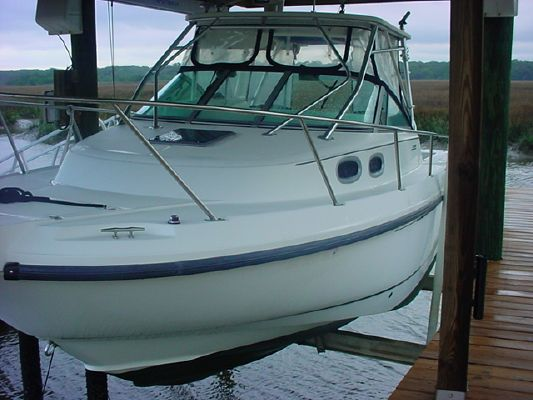 2001 boston whaler 28 conquest  1 2001 Boston Whaler 28 Conquest