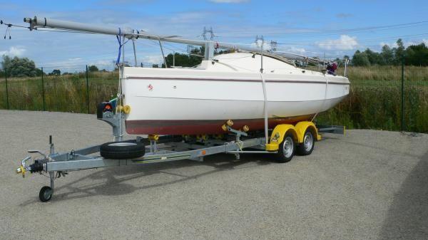 British Hunter RED FOX 200 2001 All Boats