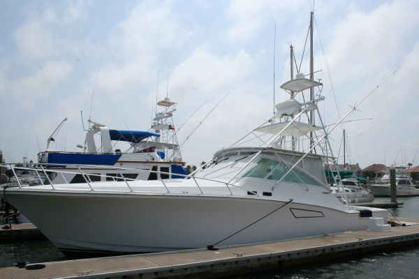 Cabo Yachts 45' Express 2001 All Boats
