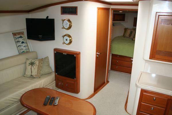 2001 cabo yachts 45 express  10 2001 Cabo Yachts 45 Express