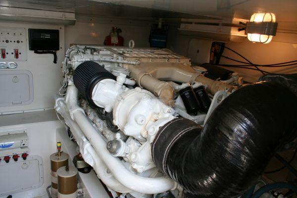 2001 cabo yachts 45 express  14 2001 Cabo Yachts 45 Express