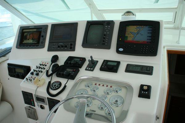 2001 cabo yachts 45 express  7 2001 Cabo Yachts 45 Express